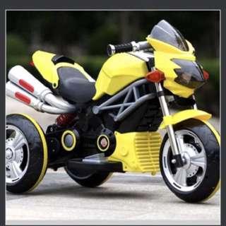 Ready Stock!! Kids Bike/Motorcycle//Kids/Children/toy R Us/ Toddler/Battery Operated Bike/Racing Bike/kitchen/home/ Birthday / Gift/ Dress/ Laptop/ Iphone/ School