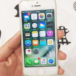 FOR SALE IPHONE 5 64GB MURAHH!!