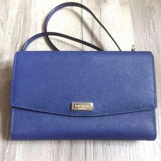 Kate Spade Crossbody Clutch Wallet