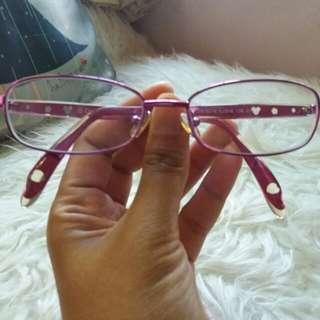 Frame kacamata disney