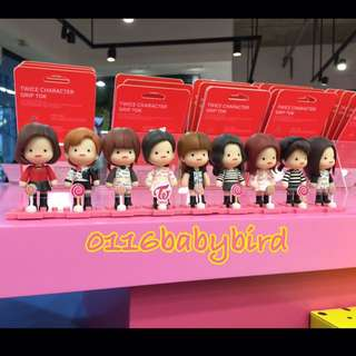 Twice Figure ♥️ Twice Pop Up Store