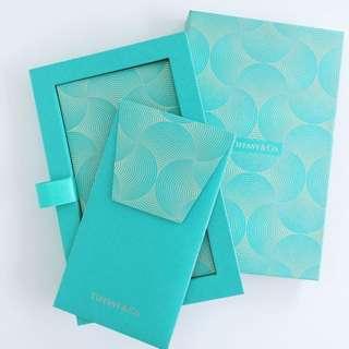 Tiffany & co VIP gift set 利是封禮盒