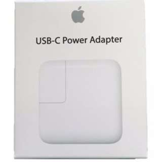 *Original* Apple 29W 61W 87W Macbook USB Type C Power Adapter Supply Charger Cable