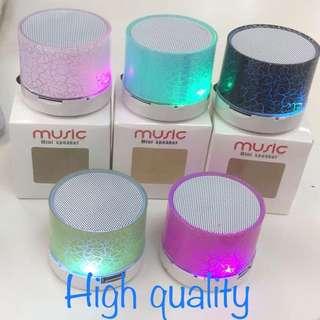 Wireless mini Bluetooth smart speaker