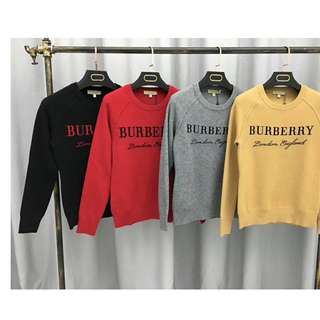 Burberry 羊毛衛衣