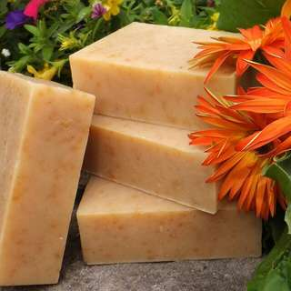 Brand New Chagrin Valley Chamomile Calendula Soap