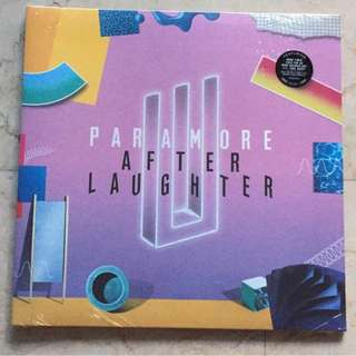 Paramore After Laughter (Black & White Marble Vinyl w/ Digital Download)