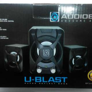 Speaker AUDIOBOX U-BLAST