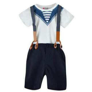 SET KIDS OUTWEAR BOY CLOTHES