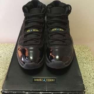 Air Jordan 11 gamma blue adidas off white