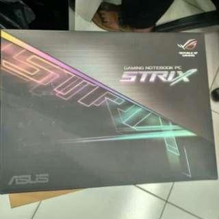 Asus ROG Strix GL553VD-FY280 Kredit Laptop Proses Cepat