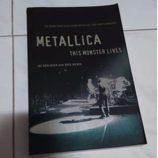 Rare Autobiography Of Metallica! (The Monster Lives)