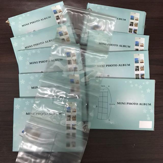 3x5 / 拍立得 掛式相片透明收藏保護套