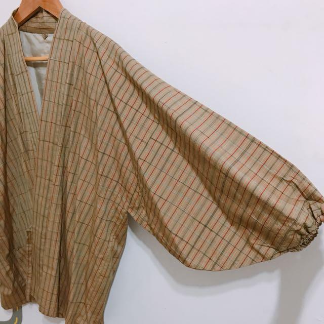 短版古樣日本外套