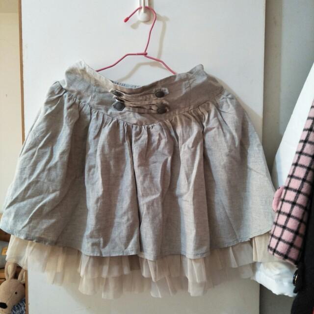 日本品牌日系公主短裙