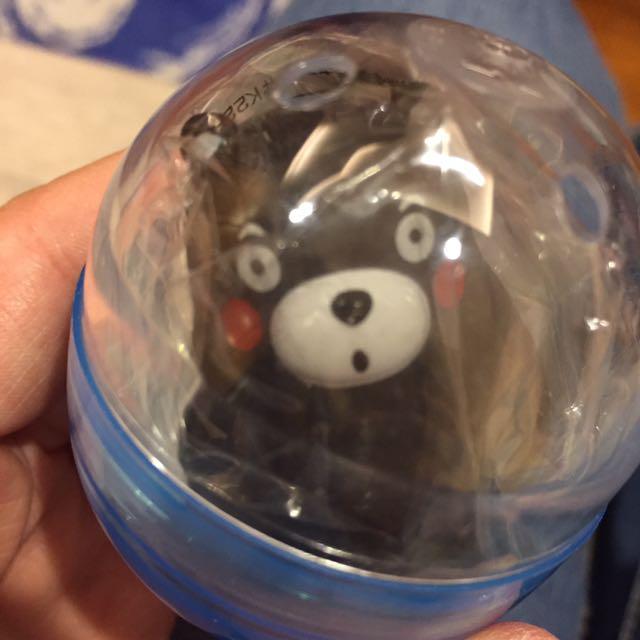 熊本熊扭蛋