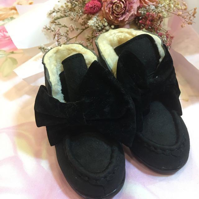 冬季必備!女童🎀雪靴