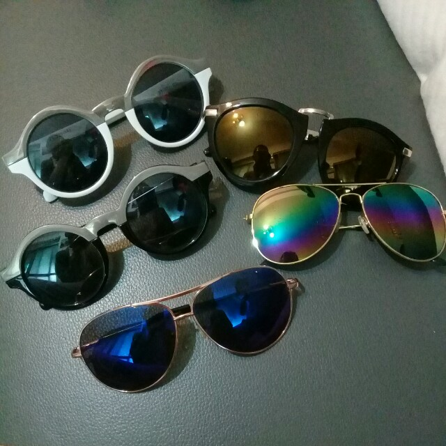 太陽眼鏡 5 支
