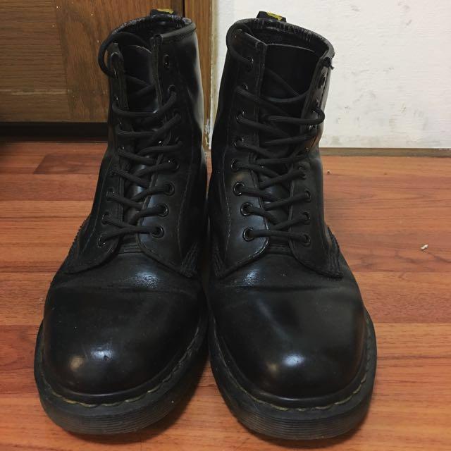 馬汀鞋 馬丁鞋 八孔 1460