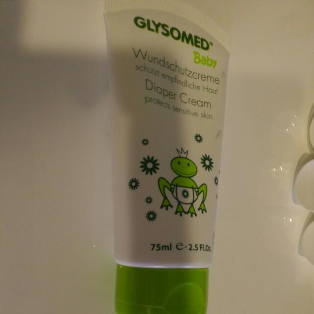 德國進口 Glysomed 嬰兒尿布歎膏75ml