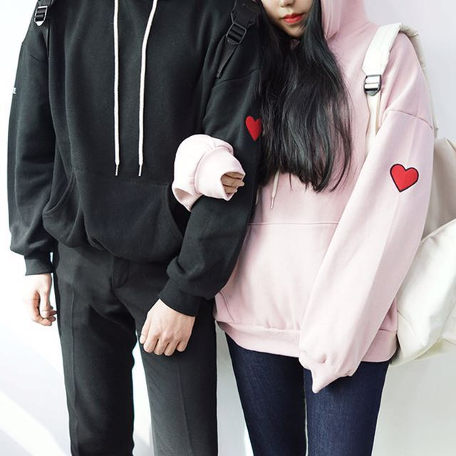 ♥️ ulzzang couple hoodie ♥️, Bulletin Board, Preorders on ...