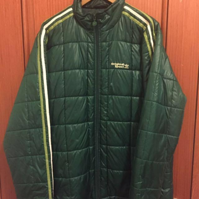 愛迪達湖水綠外套#Adidas #運動用品可超取