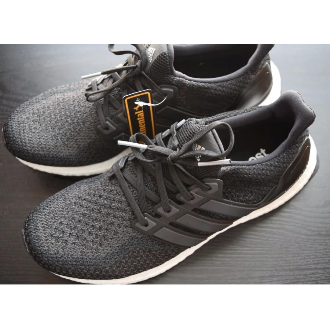 save off a67c6 c5f1d Adidas Ultra Boost BB3909 Core Black 2.0
