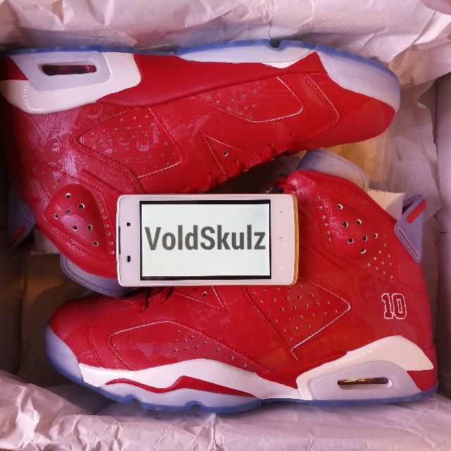 275850c2a7a Air Jordan 6 VI Slam Dunk DS NIB, Men's Fashion, Footwear, Sneakers ...