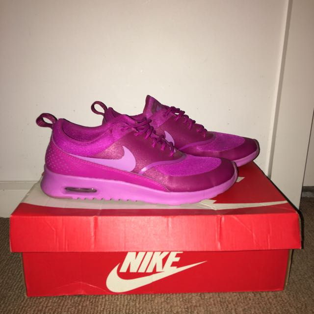 Air Max Thea - Hot Pink 3e98cc3a8