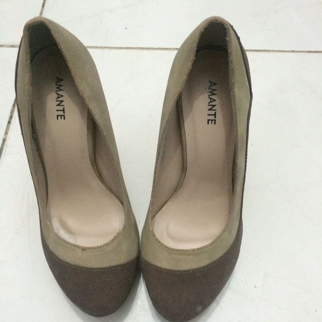 Amante Heels size 35
