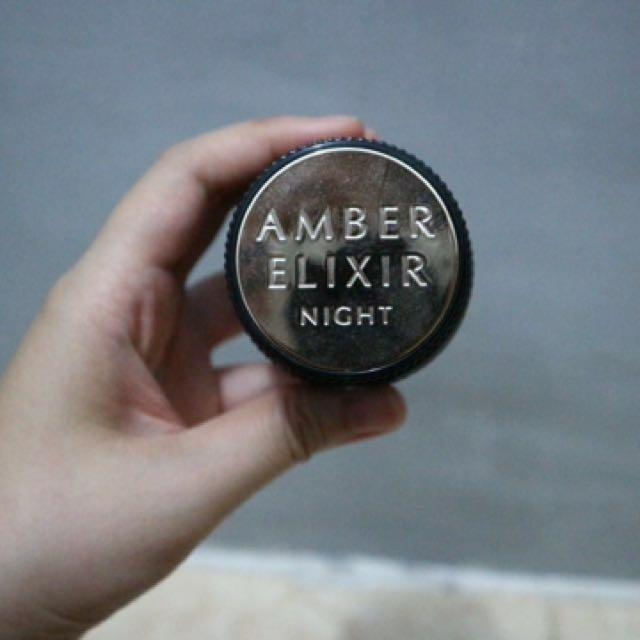 Amber Elixir Night Oriflame Eau De Parfum