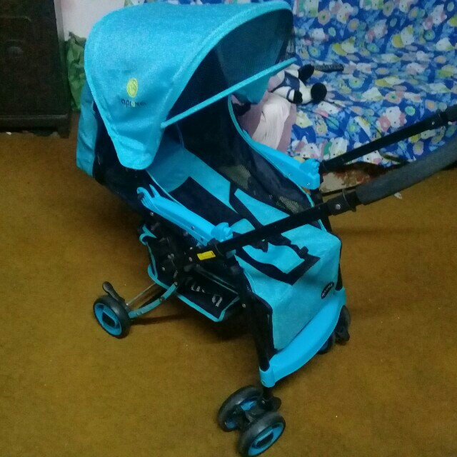 Approva stroller like new