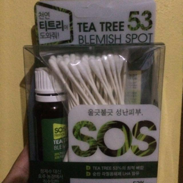 Aromatica Tea Tree Blemish Spot for ACNE