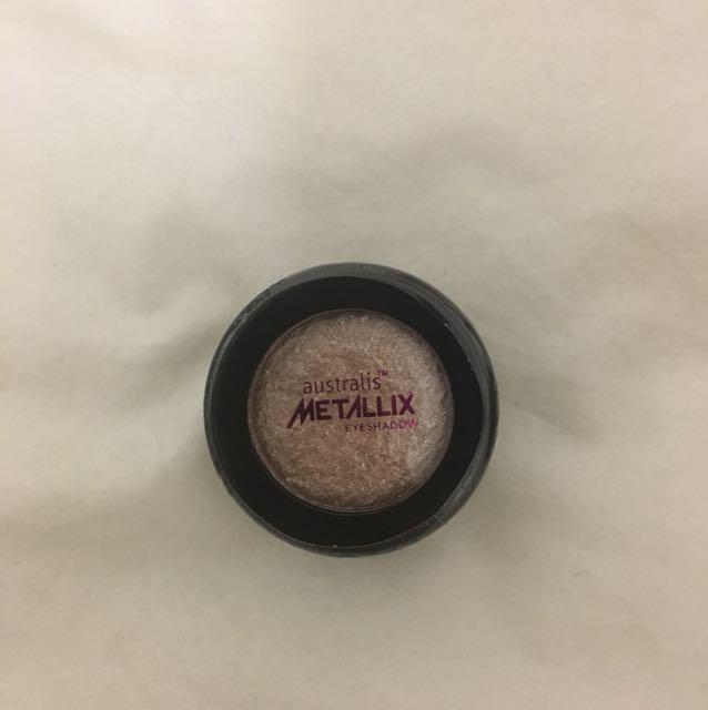 Australis metallix eyeshadow