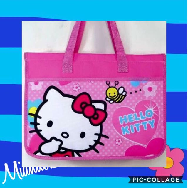 BN Hello Kitty & My Little Pony Tuition Bag