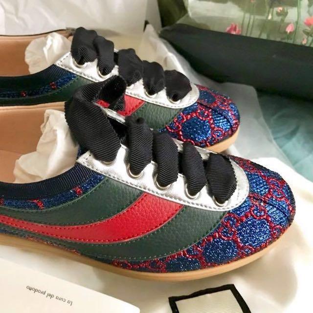 BNEW Original & Rare Women's Gucci Sneakers size 5