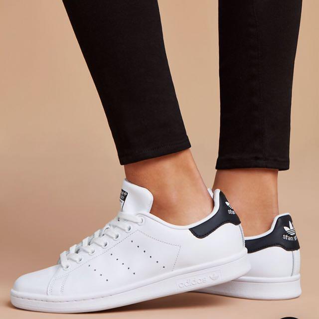 BNWT StanSmith Black&White Sneakers