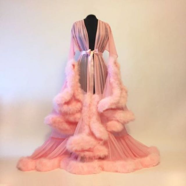 Boujee Babe Robe