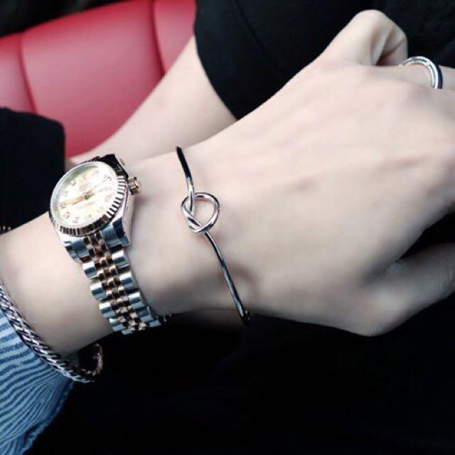 #現貨-Bracelet.把幸福扭在一起-扭結手環