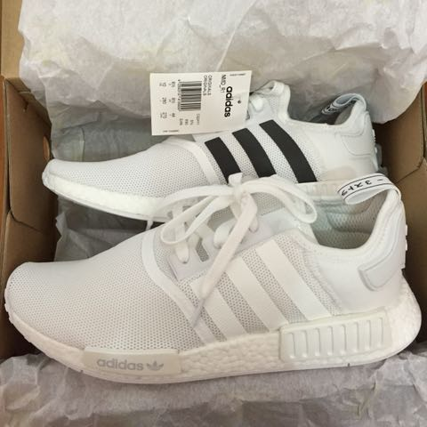 wholesale dealer 12c87 ca8ee Brand New NMD R1 CQ2411, Men's Fashion, Footwear on Carousell