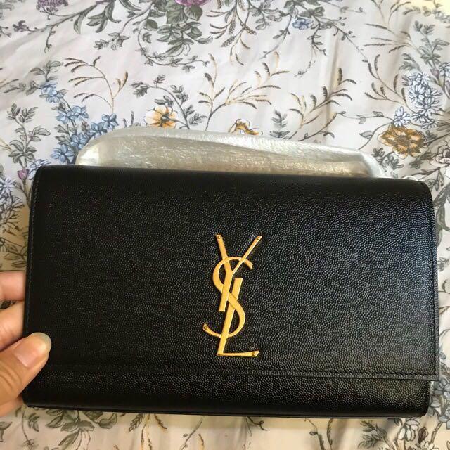 Brand new with receipt saint laurent Kate satchel