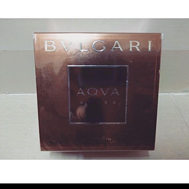 BVLGARI寶格麗豔陽水能量男性淡香水