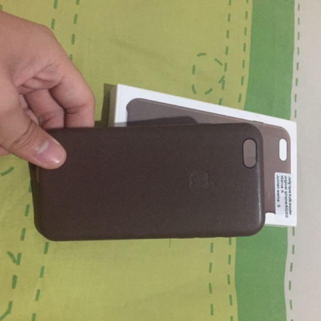 Case Leather Case Iphone 6