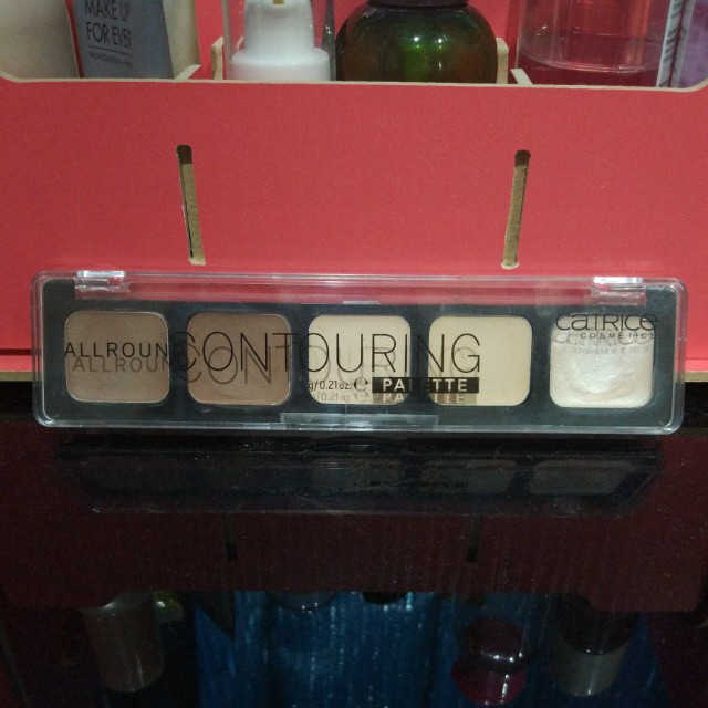 CATRICE ALL AROUND CONTOURING PALLETE