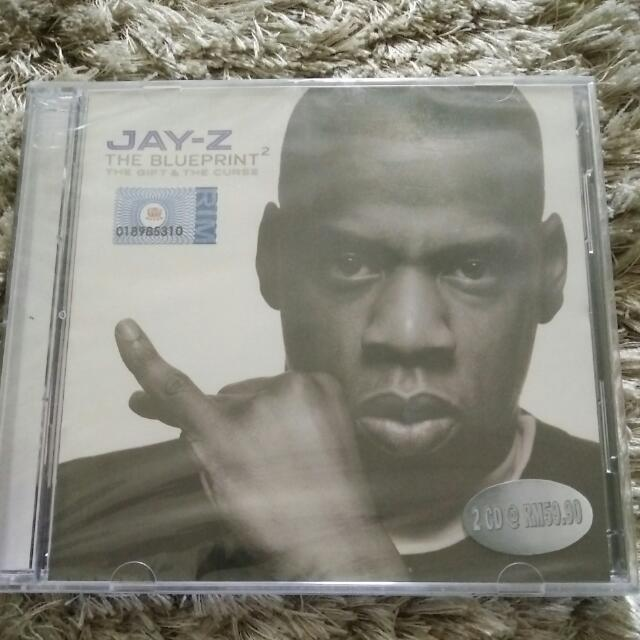 The blueprint 2 the gift the curse free gift ideas cd jay z the blueprint 2 the gift the curse new sealed malvernweather Choice Image