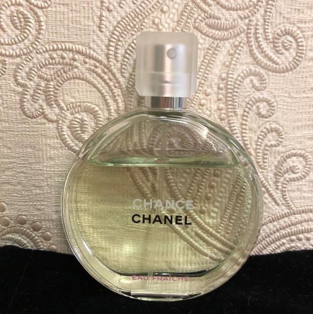 Chanel chance 綠色氣息版淡香水 50ml