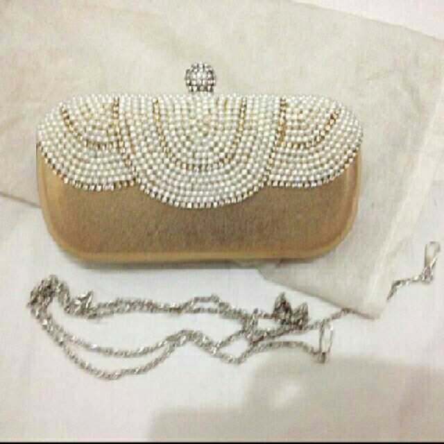 Clutch Gold Icon Ninety9 #midnightsale