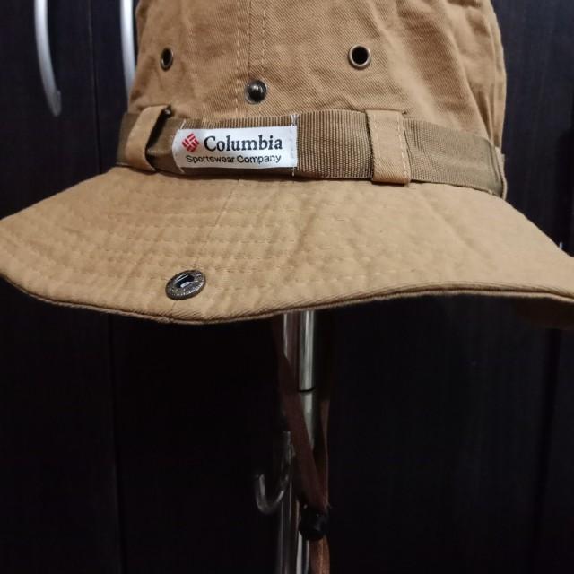 columbia / northface bush hat