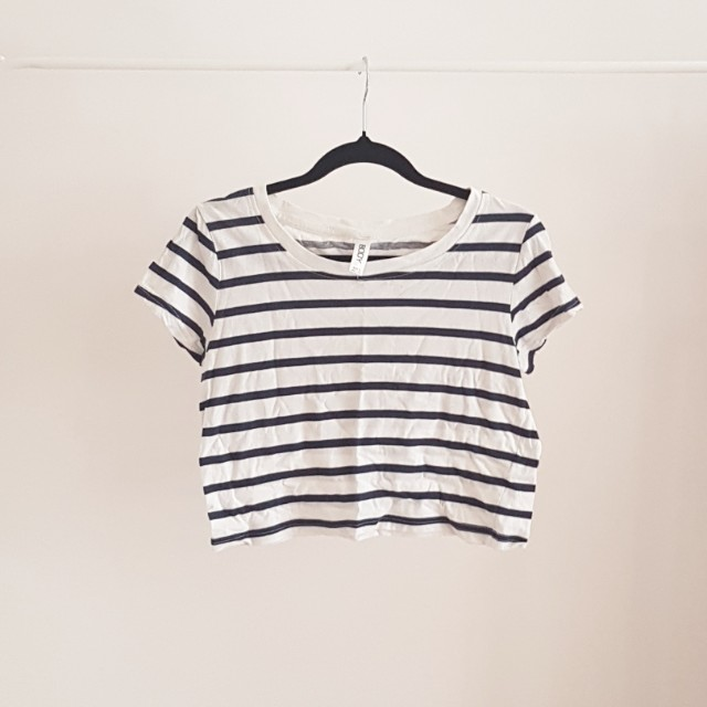 Cotton on body crop t-shirt