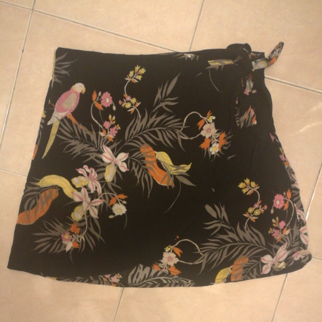 Cotton On Wrapped Skirt
